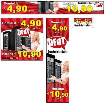 set di banner dominiofaidate.com