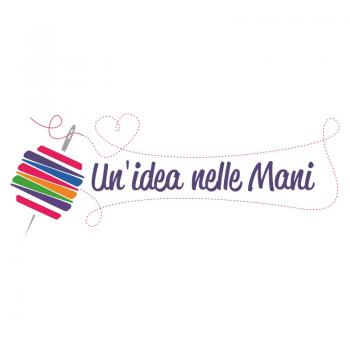 Un\'idea nelle mani - Logo per sito WEB