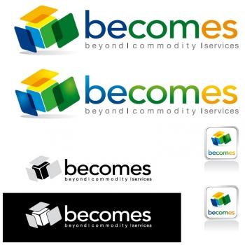 Logo Becomes