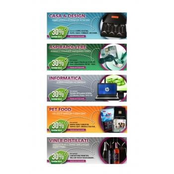 Banner prodotti