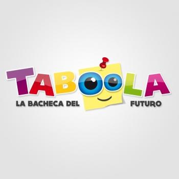 Creazione del logo per TABOOLA.it