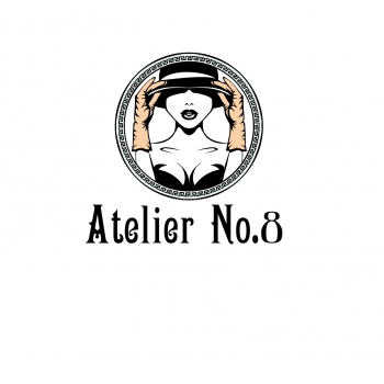 Atelier No.8 Logo Design