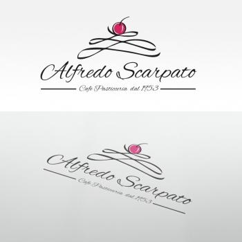 Favoloso Logo per Pasticceria - Caffé Napoli » BestCreativity FX14