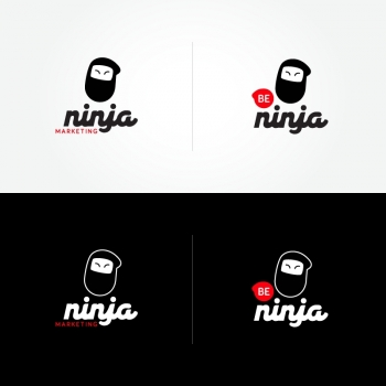 Il nuovo logo di Ninja Marketing!