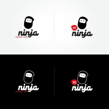 Il nuovo logo di Ninja Marketing!