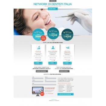 Network siti di Odontoiatria