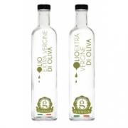 Etichetta per olio e olive