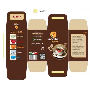 packaging per capsule e cialde di caffè bestcreativity