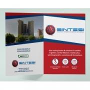 Brochure azienda multiservizi